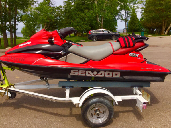 Used 2000 Sea Doo/BRP 2000 Seadoo GTX Millenium Edition Custom