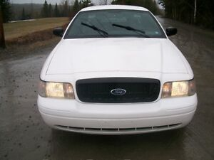 ford crown victoria police  pack  controleur routier p 71  2009