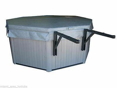 Hot Tub Swim Spa Cover Lifter Arm Shelf / Removal Bracket / Roller Cover Shelf