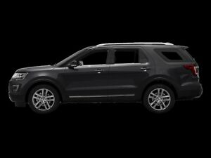 2017 Ford Explorer XLT AWD 202A w/Leather, Moonroof, Navigation