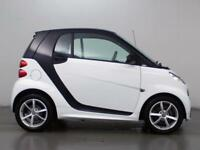 2013 SMART FORTWO COUPE Edition21 mhd 2dr Softouch Auto