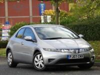 Honda Civic 1.4i-DSI 2007 SE +5 SERVICE STAMPS + WARRANTY