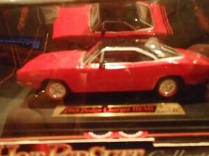 """1969 Dodge Charger Red """"HEMI"""" Dimension 4 Hot Pursuit Collection Sarnia Sarnia Area image 9"""