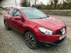 image for Nissan Qashqai+2 2.0dCi 2WD N-TEC 7 SEATER