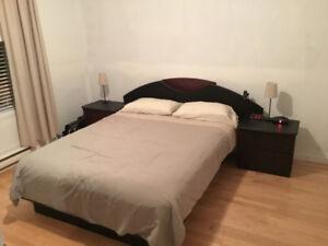 Ensemble de chambre coucher - prix de débarras