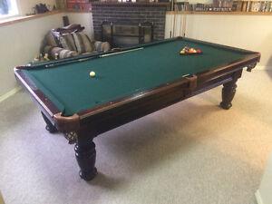 Pool table 5' x 9.5'