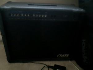 Crate 212 guitar amp