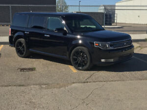 2017 Ford Flex Limited AWD WITH ONLY 34,000KMS TAKE A LOOK!!