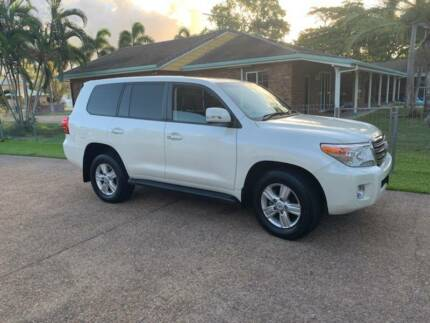 2015 Toyota LandCruiser VX North Ward Townsville City Preview