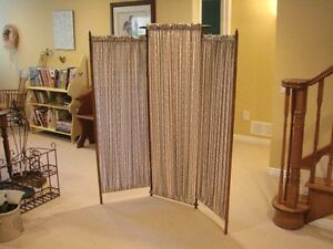 Victorian Dressing Screen