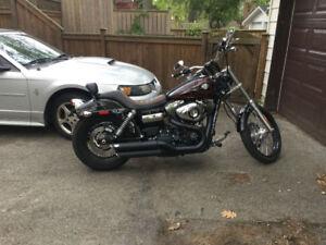 2014 Harley Davidson Dyna Wide Glide FXDWG