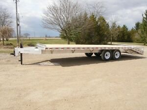 All Canadian Made BreMar/Ajj's Aluminum Trailers London Ontario image 11
