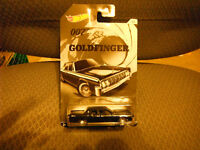 Hot Wheels OO7 64 Lincoln Continental #3