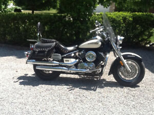 2008 Yamaha VStar 1100 Classic Motorcycle For Sale