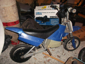 electric dr350 for kids