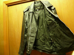 Genuine Caso Nova Leather Jacket
