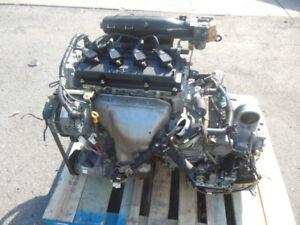 Moteur JDM Nissan Altima 02-06 QR25 2.5L AVEC installation