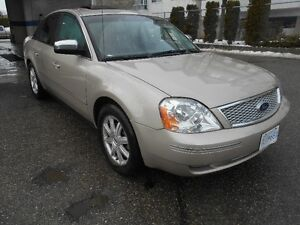 2005 Ford Five Hundred AWD Auto Comes With Winter Tiers
