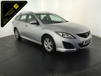 2011 61 MAZDA 6 TS D DIESEL ESTATE SERVICE HISTORY FINANCE PX WELCOME