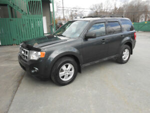 2009 FORD ESCAPE XLT , ALL WHEEL DRIVE 2 YEAR WARRANTY INCLUDED