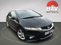 2009 Honda Civic Tpe S GT 1.8i-VTEC - new MOT - Only 72000 Miles