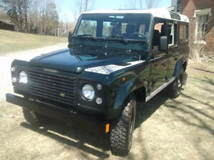 1997 Land Rover Defender 110 300 Tdi