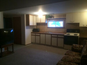 Basement Suite Rental In Glade