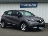 2014 Renault Captur 1.5 dCi 90 Dynamique MediaNav Energy 5dr 5 door Hatchback