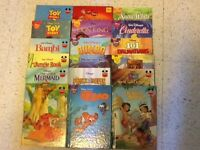 Disney story books