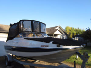 2014 Bayliner 190 DB with 115 HP Mercury OB Motor and Trailer