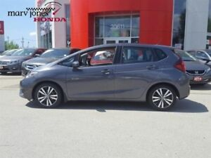 2016 Honda Fit EX  - Bluetooth -  Power Moonroof - $112.20 B/W