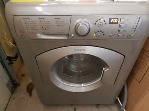 front load washer ( italian beand name)