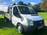 Ford Transit 350 LIMITED SHR DCB 12ft Dropside