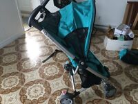 Quinny and graco strollers