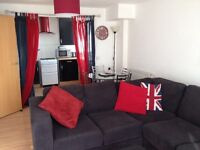 Fully furnished 1 bed apartment for rent