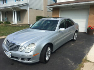 2007 Mercedes E280-4Matic