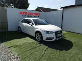 2013 63 AUDI A3 1.4 TFSI SPORT 120BHP ONLY 22000 MILES WITH FULL SERVICE HISTORY