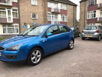 2007 Ford Focus 1.8 Tdci Zetec Climate 3 OWNER HPI CLEAR.DRIVES LIKE NEW