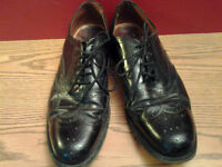 "The ""Man's Leather Shoes/Boots/Golf Shoes"" for sale"
