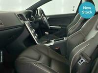 2017 Volvo V60 D4 [190] R DESIGN Lux Nav 5dr [Leather] ESTATE Diesel Manual
