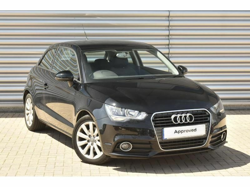 2012 audi a1 diesel hatchback 1 6 tdi sport 3dr diesel black manual in exeter devon gumtree. Black Bedroom Furniture Sets. Home Design Ideas