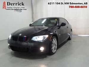 2011 BMW 3 Series 2Dr. AWD 335i Sunroof Nav Lthr Sts $249.81 B/W