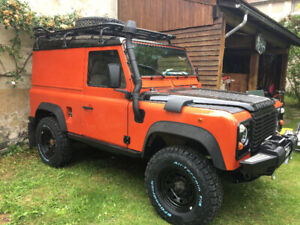Defender 90 1997 300 tdi left hand drive