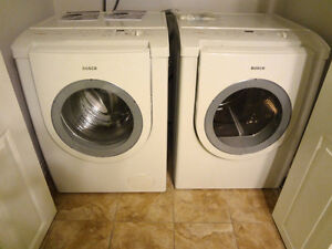 Laveuse et sécheuse Bosch Nexxt Washer & Dryer