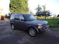 2008 08 LAND ROVER DISCOVERY 3 4X4 XS MANUAL COMMERCIAL VAN # SUPERB CONDITION #