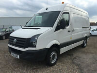 2012 Volkswagen Crafter 2.0TDi 109bhp CR35 MWB H/ROOF**95K MILES FULL VW HISTORY