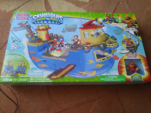 SKYLANDERS SWAP FORCE/LEGO/546 PCS/BRAND NEW UN-OPENED//45$ NÉGO