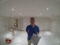 DRYWALL BOARDING & TAPING - WATCH MY VIDEO!