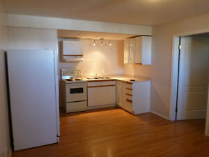 Clean/bright Basement Suite -- available immediately