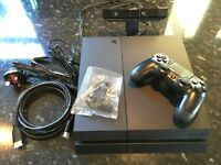 PS4 C Chassis 1TB HDD with PS Camera all unboxed for collection only